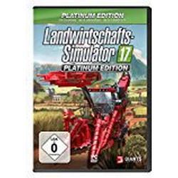 Landwirtschafts/Simulator 17: Platinum Edition + Steelbook (exkl. amazon) / [PC]